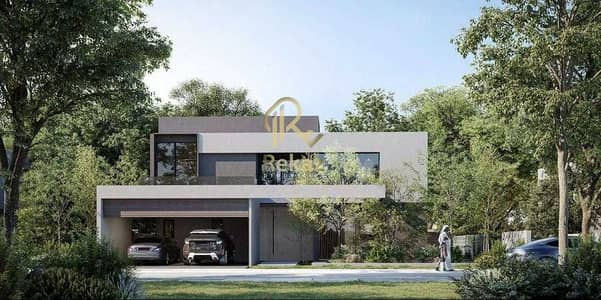 4 Bedroom Villa for Sale in Al Tai, Sharjah - own a 4-bedroom standalone villa with a down payment of only 82,000 Dirhams