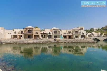1 Bedroom Villa for Rent in The Cove Rotana Resort, Ras Al Khaimah - Lagoon View - Resort Style Living - Fully Furnished