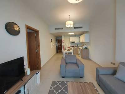 فلیٹ 1 غرفة نوم للايجار في قرية جميرا الدائرية، دبي - STUNNING FURNISHED 1BHK IN JVC | right next CIRCLE MALL