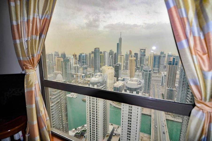 Marina Views / Sea / High Floors / Rented