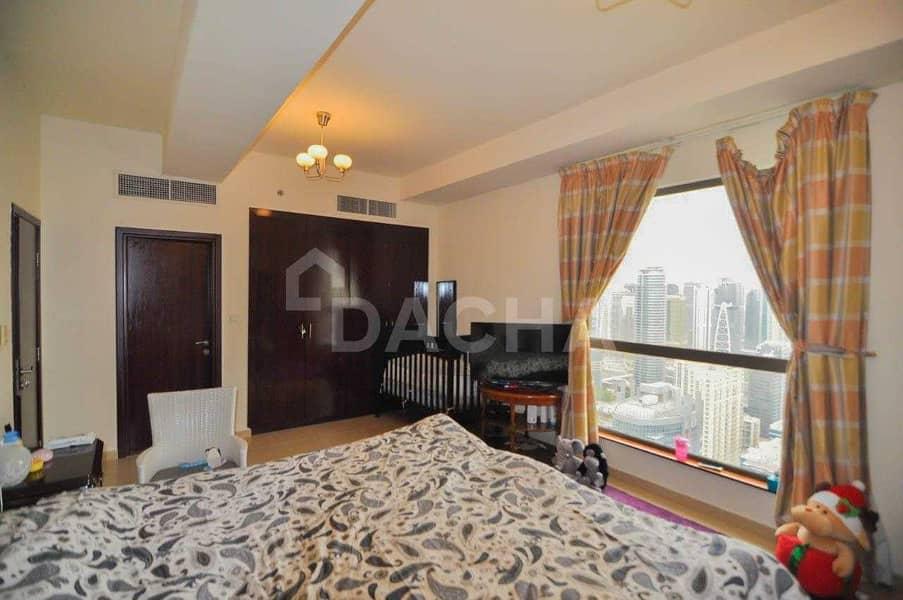 2 Marina Views / Sea / High Floors / Rented