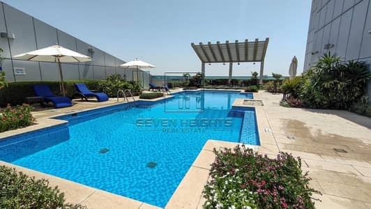 4 Bedroom Penthouse for Rent in Al Khalidiyah, Abu Dhabi - Prestigious Penthouse With Spectacular City View.