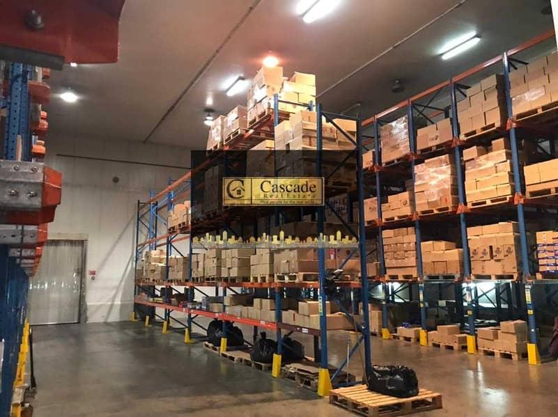 umm Romool : 5000sqft warehouse with loading