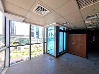 مکتب  للبيع في أبراج بحيرات الجميرا، دبي - Low Floor   Vacant & Fitted Office Space