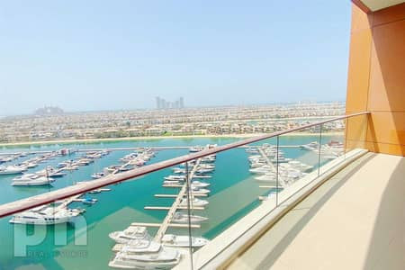 3 Bedroom Flat for Rent in Palm Jumeirah, Dubai - | Stunning | Unfurnished | Amazing View |