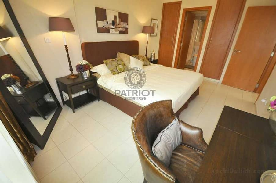 2 EXCLUSIVE AMAZING 1BR WELL MAINTAINED UNIT IN GREENS POOL VIEW