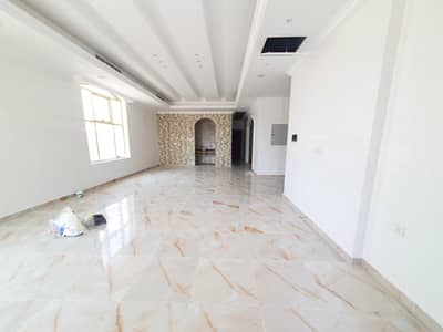 5 Bedroom Villa for Rent in Hoshi, Sharjah - Brand new duplex 5bed rooms villa in hoshi area with maid rooms all master bedrooms  2cars parking