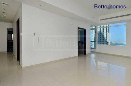 2 Bedroom Flat for Rent in Dubai Marina, Dubai - Managed   Sea View   2 BR + Balcony   Dubai Marina