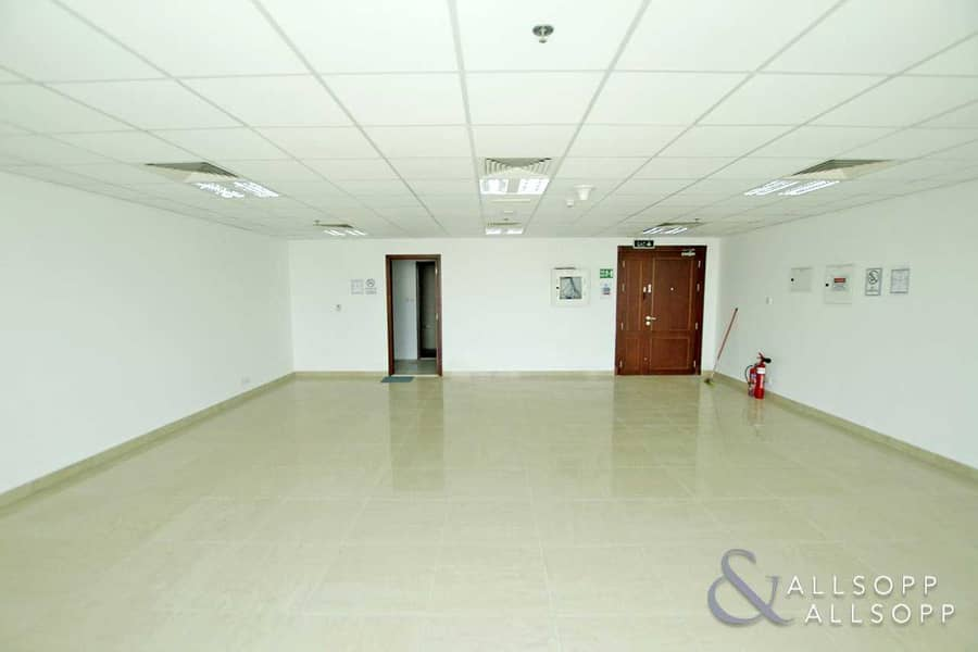 Fitted Office   Open Plan   Tenanted with ROI
