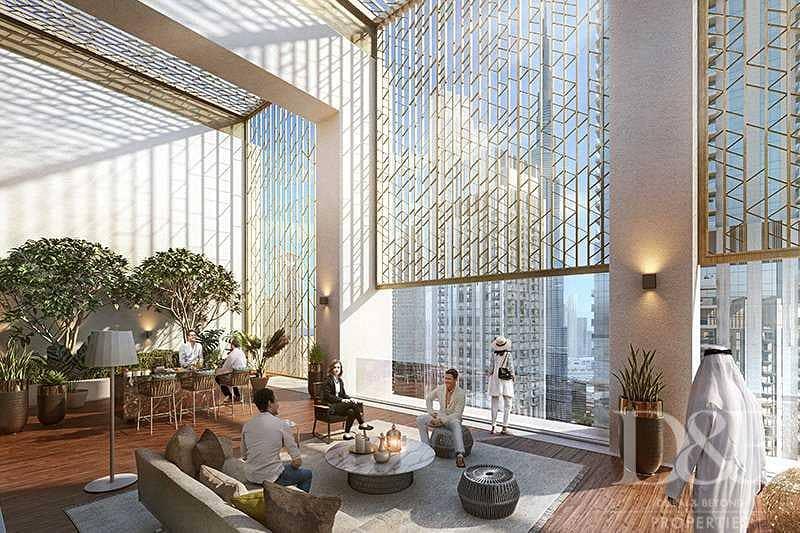 Sea View Unit   Prime Project   Burj Crown