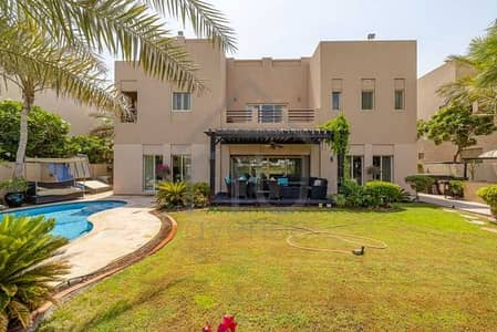 فیلا 6 غرف نوم للايجار في السهول، دبي - فیلا في السهول 6 السهول 6 غرف 850000 درهم - 5400181
