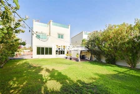 فیلا 4 غرف نوم للبيع في قرية جميرا الدائرية، دبي - District 19 | Rented | Gated Community