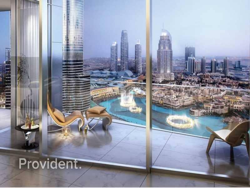 2 Crème de la crème of Downtown Dubai