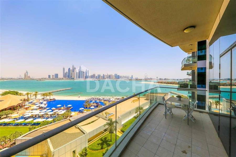 Beautifully Furnished / Marina & Sea Views / Vacant