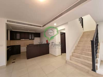 3 Bedroom Townhouse for Sale in Serena, Dubai - Upgraded Single Row | 3 Bedroom + Maid | Rented | type C