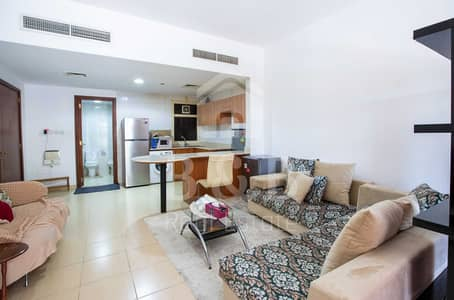 Studio for Rent in Al Hamra Village, Ras Al Khaimah - FEWA Connected - 12 Cheques - Beautiful Furnished Studio