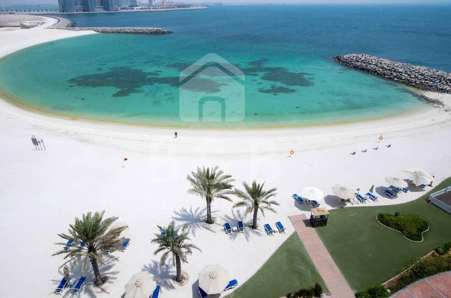 Wonderful Sea View 2 Bedroom Apartment - Great Amenities