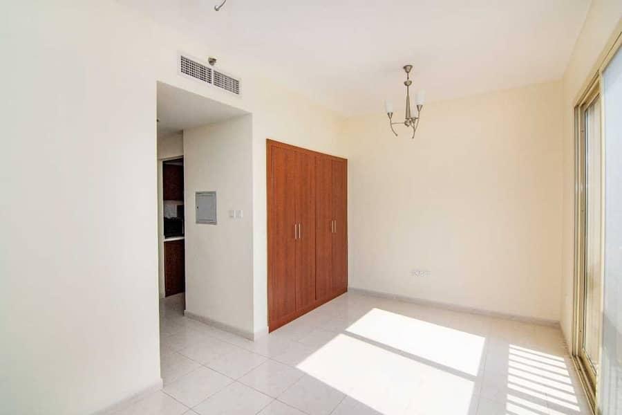 Semi Furnished - Big Type Studio Apartment