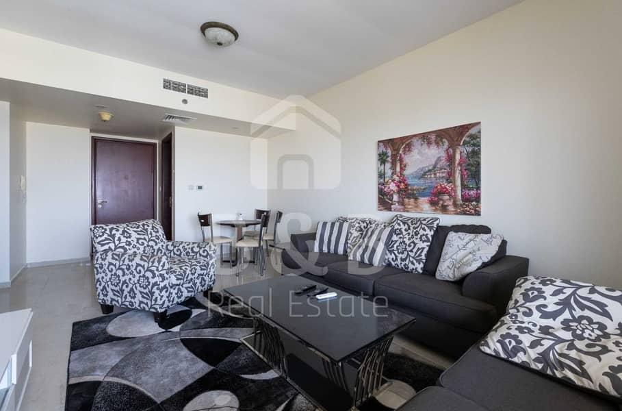 شقة في رويال بريز قرية الحمراء 2 غرف 43000 درهم - 5222253