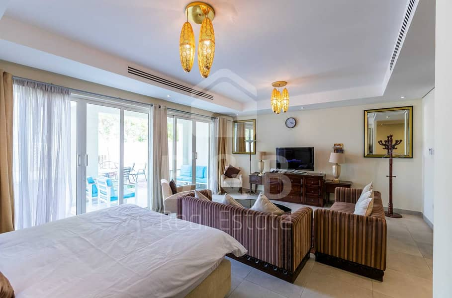 Wonderful Furnished and Upgraded 2 Bedroom Bermuda Villa
