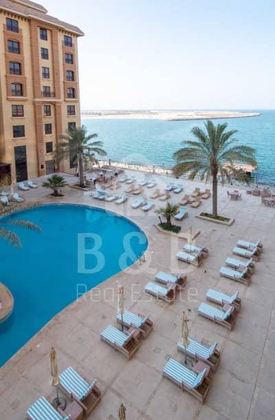 شقة 2 غرفة نوم للبيع في جزيرة المرجان، رأس الخيمة - شقة في منتجع وسبا جزيرة المرجان جزيرة المرجان 2 غرف 850000 درهم - 5208330