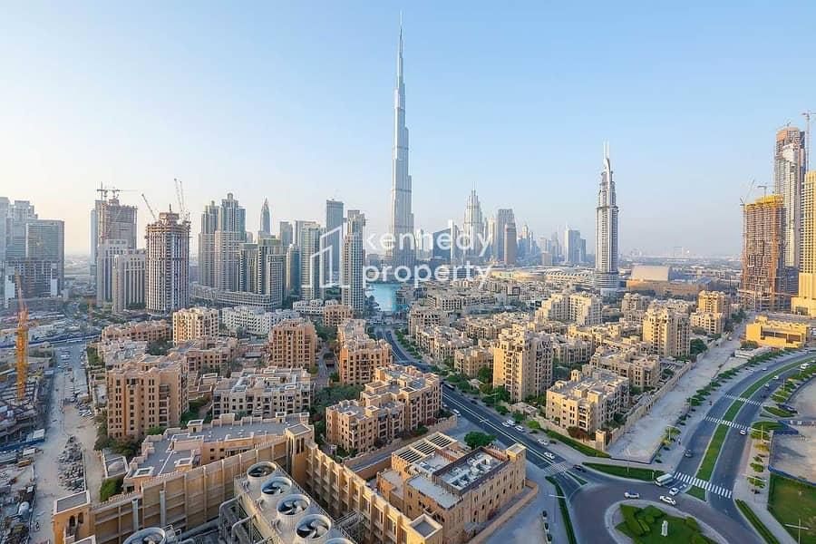 11 Burj Khalifa View | Well Maintained | Spacious