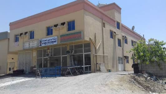 Warehouse for Sale in Ajman Industrial, Ajman - WAREHOUSE/LABOR CAMP AND SHOPS FOR SALE @10%ROI