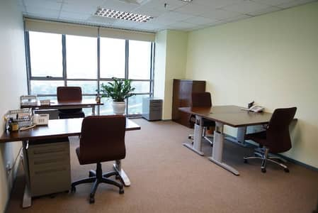 Brand new offices in Tecom.