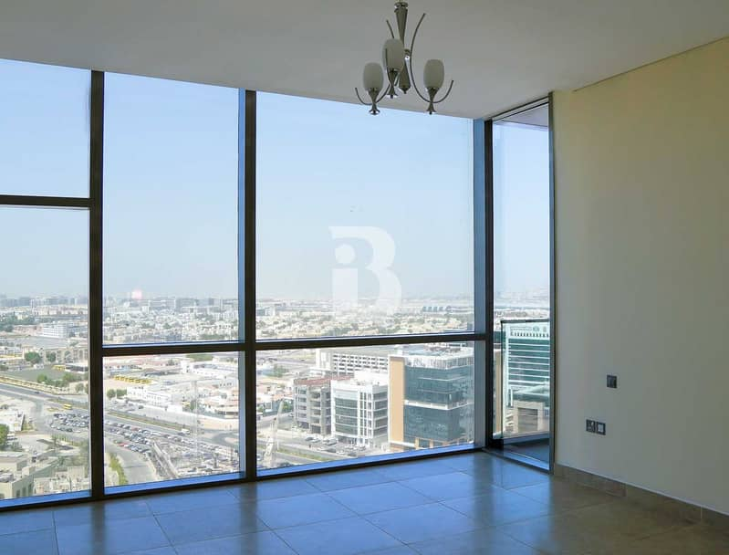Excellent Quality 1 Bed Apartment with Balcony