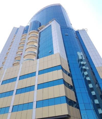 شقة 1 غرفة نوم للايجار في البستان، عجمان - شقة في أبراج أورينت البستان 1 غرف 20000 درهم - 5400598