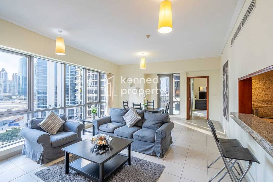 High Floor | Largest Layout | Well Maintained