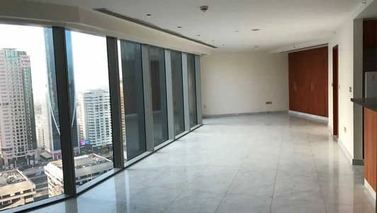 Closed to Difc  Metro Station | Large Studio  Apartment II Central Park Tower II For Rent