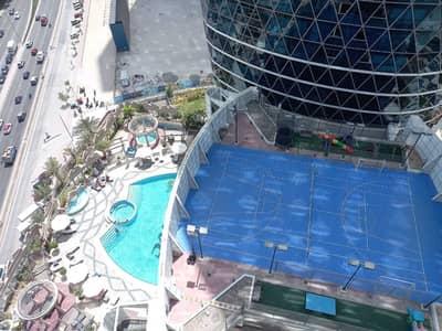 Pool View | Studio With Balcony | Damac Park Towers A | DIFC