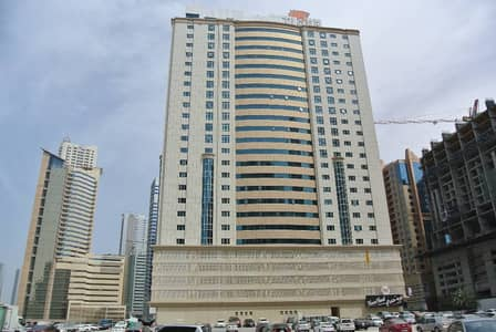 "2 BHK apartment with maidroom in Al Taawun  ""DIRECT OWNER"""