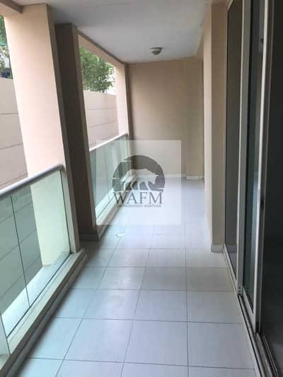 فلیٹ 1 غرفة نوم للايجار في دبي مارينا، دبي - شقة في مارينا بارك دبي مارينا 1 غرف 36000 درهم - 5400721