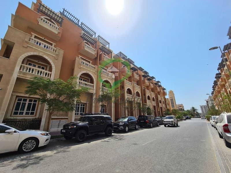 شقة في الصيف سيزونز كوميونيتي قرية جميرا الدائرية 1 غرف 340000 درهم - 5329860