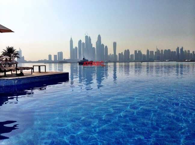 2 3 bedroom with community view in AED 250000.