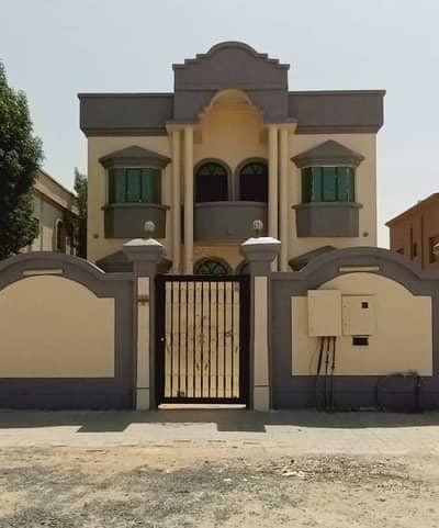 5 Bedroom Villa for Rent in Al Mowaihat, Ajman - THE DEAL IS FULLY MAINTINANCE VILLA 5 BEDROOMS WITH HALL MAJLIS IN AL MAOWAIHAT 3 AJMAN
