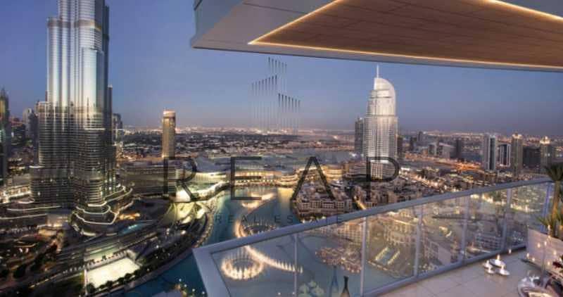 16 EXCLUSIVE RESIDENCE | 2 BR THE ADDRESS DUBAI OPERA