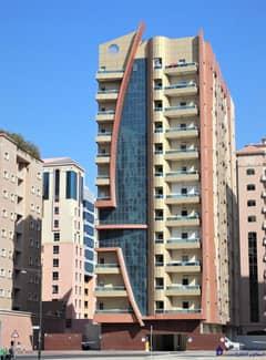 شقة في برج الجابري 1 النهدة 2 النهدة 2 غرف 34000 درهم - 3911595