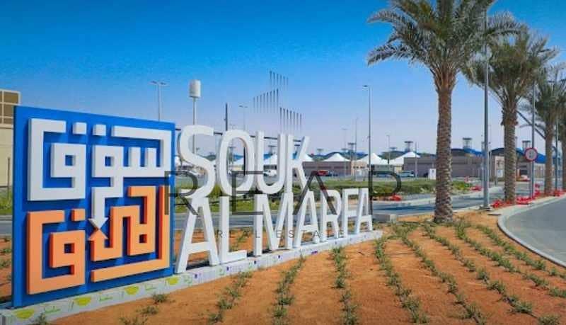 16 WATERFRONT PLOT FOR HOTEL |DEIRA ISLAND|PRIME AREA