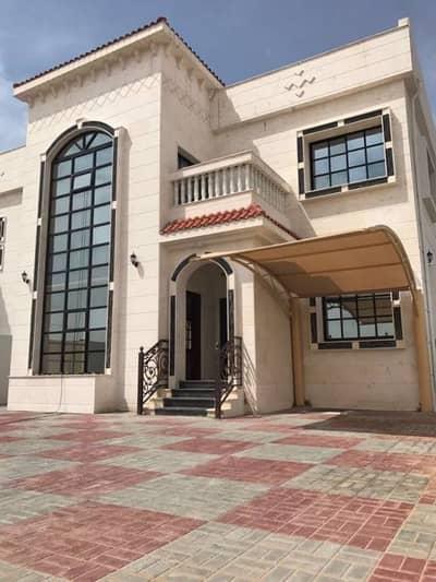 Villa modern European design finishing magnificence for sale in ajman