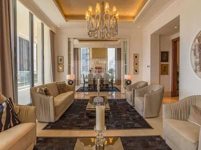 بنتهاوس 4 غرف نوم للبيع في وسط مدينة دبي، دبي - Downtown View   Full Floor Penthouse   High Floor