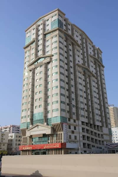 1 Bedroom Apartment for Rent in Bu Daniq, Sharjah - 1 BR    Hall  Al Jazeera Tower Near Mega Mall  only  25000 Dhs    1  Month Free