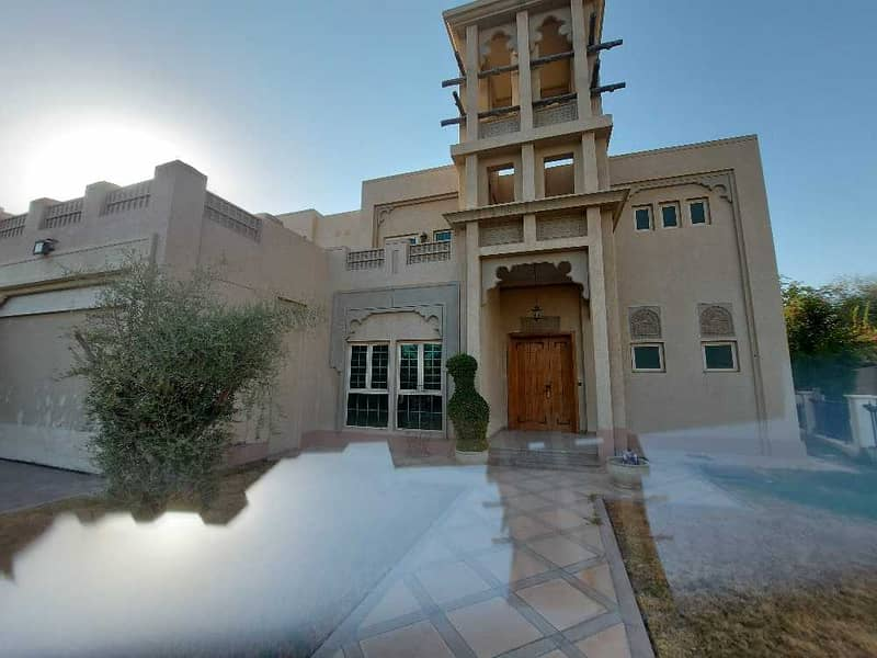 4 BED | PLUS MAID | SWIMMING POOL | MASTER VIEW.