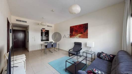 1 Bedroom Apartment for Rent in Jumeirah Village Circle (JVC), Dubai - Fully Furnished | Modern Amenities | Best location