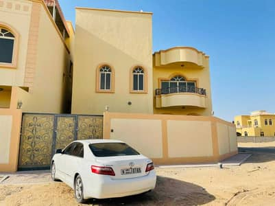 4 Bedroom Villa for Rent in Al Mowaihat, Ajman - Centralized Ac villa for rent rent in mowaihat 1