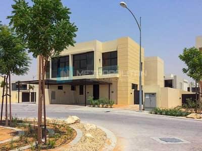 تاون هاوس 3 غرف نوم للبيع في داماك هيلز (أكويا من داماك)، دبي - Single Row I Corner Unit I Rented I High ROI