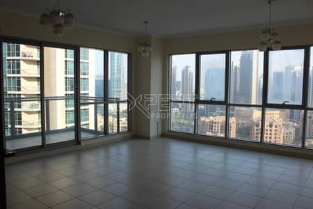 فلیٹ 2 غرفة نوم للايجار في وسط مدينة دبي، دبي - شقة في ذا ريزيدينس 8 ذا ریزیدنسز وسط مدينة دبي 2 غرف 125000 درهم - 5389867