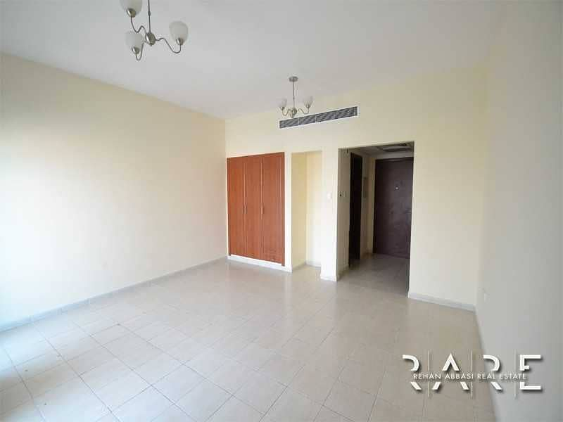 8% rental yield I Well maintained Studio   Persia Cluster IC-ST
